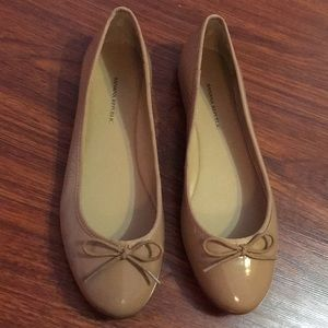 Banana Republic ballerina slippers 8.5